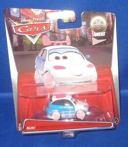 Disney Pixar Cars Tuners Suki Collector Car New 887961101171 Ebay