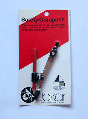 1149 Jakar Beam Compass upto 290mm Radius in Metric//Imperial Technical Drawing