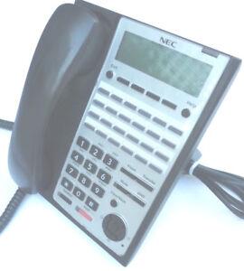 Details about AS NEW NEC IP4WW-24TXH-B-TEL Bk SL1100 12 months w/ty  Tax  invoice