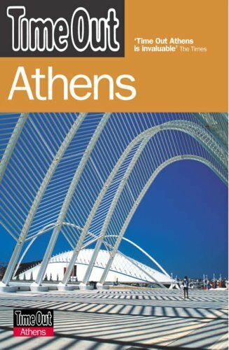 "/""Time Out/"" Athens By Time Out Guides Ltd/"""
