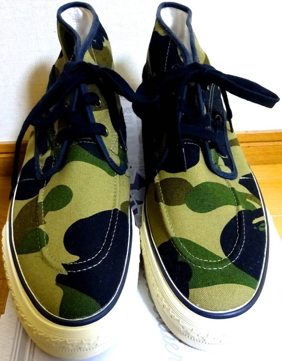 A BATHING APE BAPE STA US 10.5 10.5 US ed1735