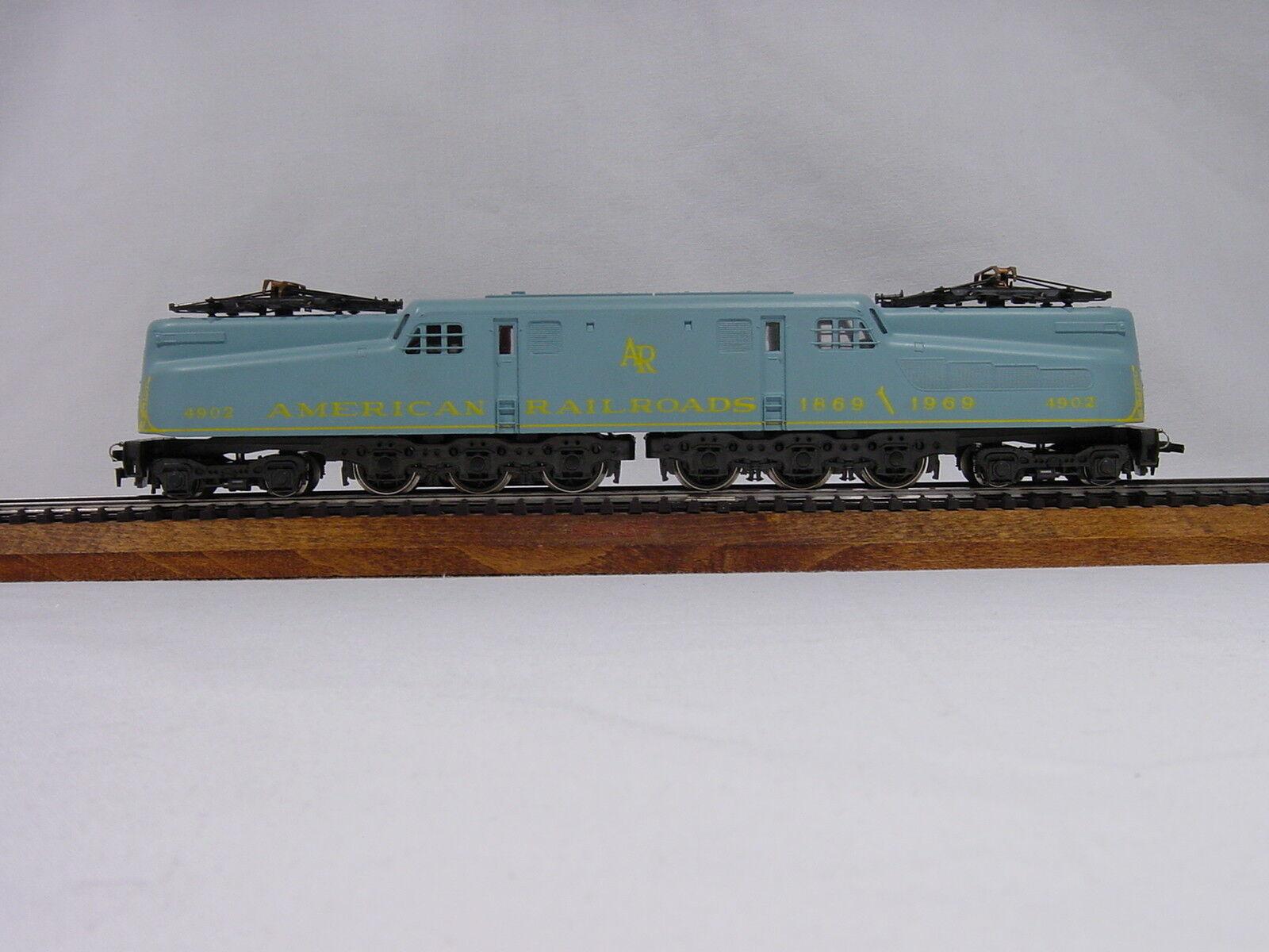 Rivarossi 5163 - GG 1 4902 Golden Spike American Railroads (Ri 02)  | Sorgfältig ausgewählte Materialien