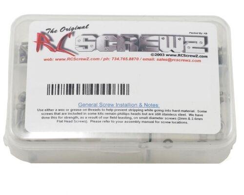 RC Screwz Kyosho Scorpion 2014 Stainless Steel Screw Kit RCZKYO159
