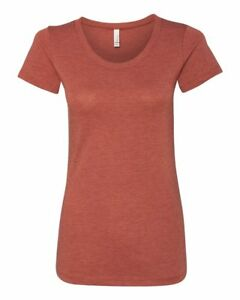 Bella-Canvas-Women-039-s-Triblend-Short-Sleeve-T-Shirt-B8413-S-2XL