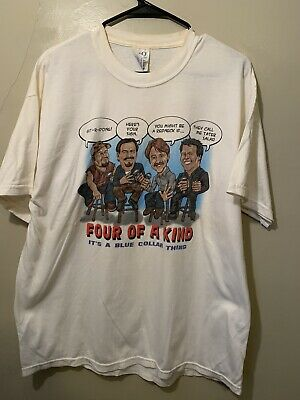 Larry The Cable Guy Vintage Early Y2K ComedyT Shirt