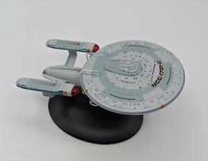 Eaglemoss-Star-Trek-46-USS-ENTERPRISE-NCC-1701-C-Ship-NO-BOX-No-Magazine-C