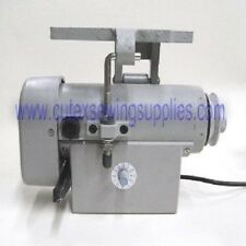 SEWING MACHINE ELECTRIC SERVO MOTOR - ADJUSTABLE SPEED 1/2HP, 110VOLT,  400 WATT