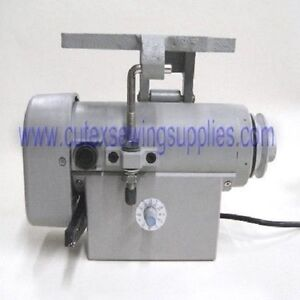 Sewing Machine Electric Servo Motor Adjustable Speed 1