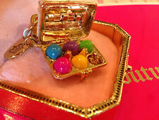 NWT JUICY COUTURE LIMITED ED EASTER EGG CARTON (RARE) YJRU4797