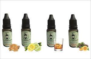 Beard-Oil-Set-Gift-Set-Oil-for-Men-Beard-Growth-Kit-Conditioning-4-x-15ml