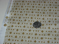 Michael Miller Quilt-craft Fabric Weave It Alone Citrine 2 Yds Last1