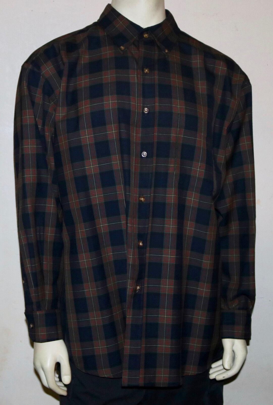 Sir Pendleton authentic Muir Tartan wool shirt XL