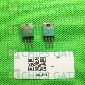 Hitachi 2SJ174 Transistor P Channel Mosfet TO220 Machen Schutzhülle