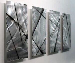 Metal Abstract Modern Painting Wall Art Original  Sculpture By Jon Allen