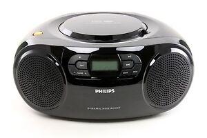 RADIO COMPACTA REPRODUCTOR CD USB MP3 AZ320/12 PHILIPS