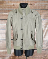 Diesel Black Gold Men Bomber Jacket Size L, Genuine