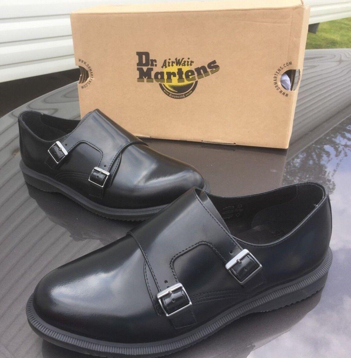 Dr Dr Dr Martens PANDORA NOIR Chaussures Cuir 760c8f