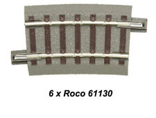 Roco H0 61130 gebogenes Gleis R3 geoLine NEU 7,5°