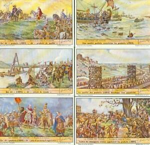 LIEBIG : S_1496 :  'Guerre des gaules (la)
