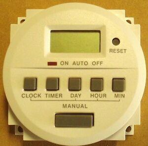 7 Day Digital Timer / WEBASTO / 5010633A / WEB-5001318A / FREE Shipping!