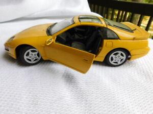 de coleccion nissan fairlady jouef evolucion amarillo 300zx 1 18 modelo del coche de coleccionista ebay ebay