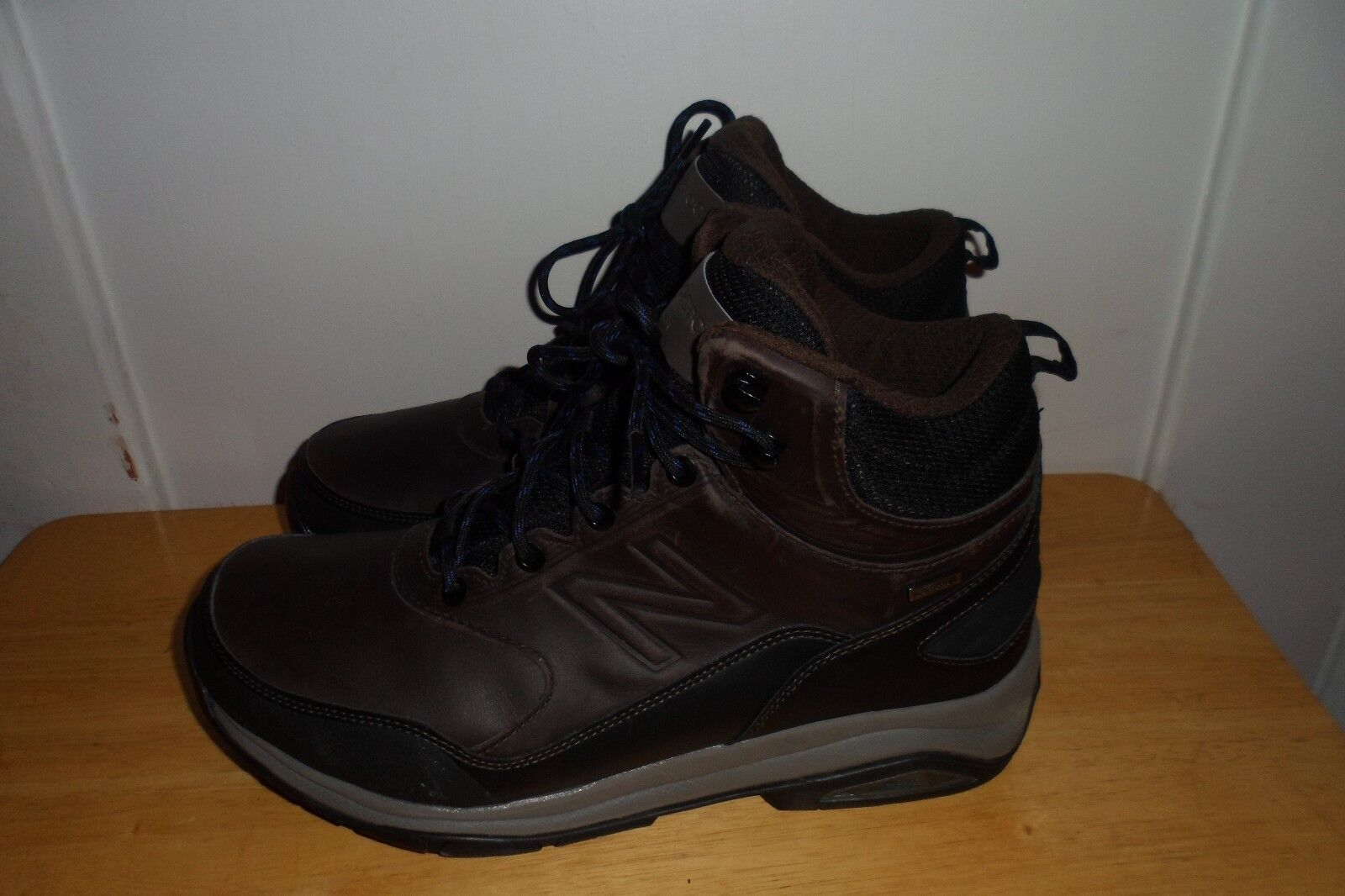 2018 New Balance 2018 V1 MW1400DB WATERPROOF Bottes 10 4E  4E EUC