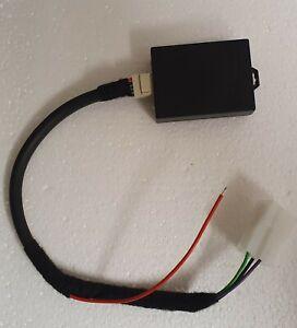 GPS speed sensor for Lite-Steer power steering systems.