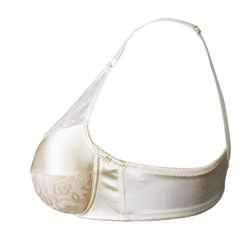 Special Pocket Bra Lingerie for False Breast Full Boob Forms TG Mastectomy Bra