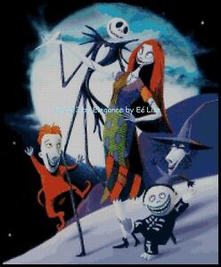 image is loading tim burton 039 s nightmare before christmas 034 - Tim Burtons The Nightmare Before Christmas