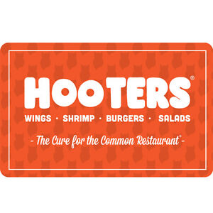 Hooters-Gift-Card-25-50-or-100-Email-delivery