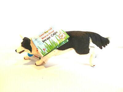 Adattabile Nd 4) Safari Ltd (25450) Border Collie Fattoria Cane Cani-mostra Il Titolo Originale Pulizia Della Cavità Orale.