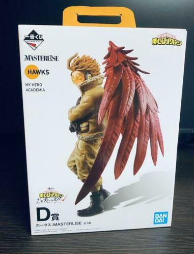 Ichiban Kuji My Hero Academia I/'m Ready Hawks Figure Prize D F 2Set Lottery