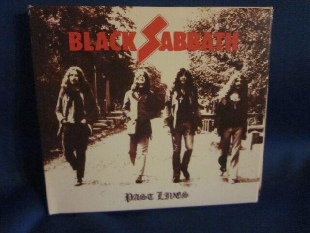 Black Sabbath Past Lives CD