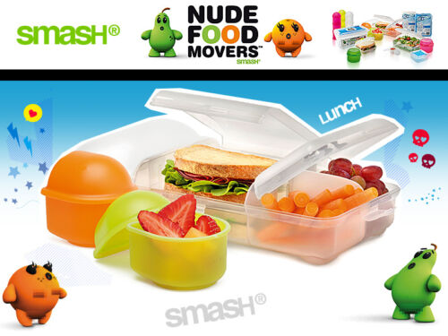 Lunchbox XXL Nude Food Movers Smash