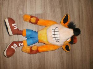 Peluche-Crash-Bandicoot-Vintage-25-30-cm-ps1