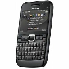 Nokia E63 QWERTY Keypad | Camera Mobile Phone | Black/Red/Ultra Blue