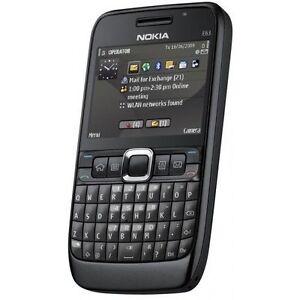 Nokia E63 Blue Nokia E63 QWERT...