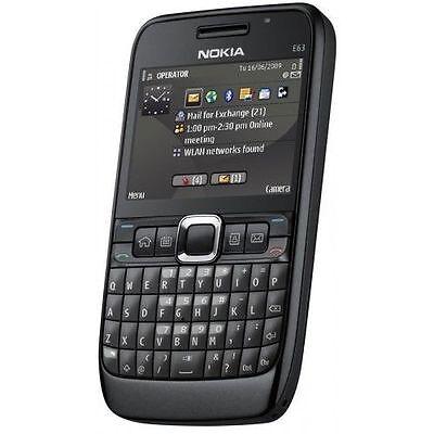 Nokia E63 QWERTY Keypad