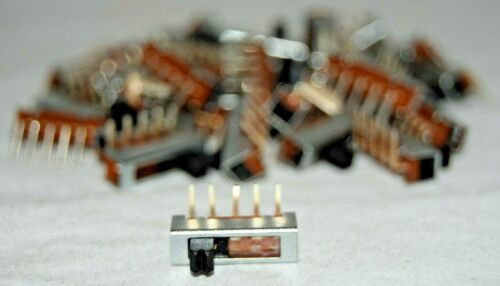 40 Pack Of 3-Position Switches 50 Volt