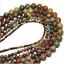 4-6-8-10mm-Lot-Bulk-Natural-Stone-Lava-Loose-Beads-DIY-Bracelet-Jewelry-Necklace thumbnail 96
