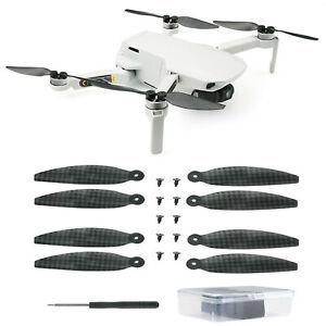 Carbon-Fiber-Propeller-Blade-Per-DJI-Mavic-Mini-Drone-Elica-in-Fibra-di-Carbonio