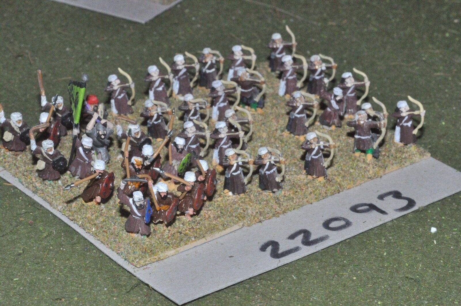 15 mittelalter   arabischen - battle group 40 feigen infanterie - inf (22093)