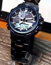 Casio Protrek Triple Sensor Multiband 6 Sapphire Men's Watch PRW-6100YT-1B