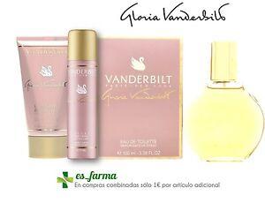 Sur Vanderbilt Femme Toilette Déodorant Lait Gloria Parfum Eau De Détails Déo BerdCxoW