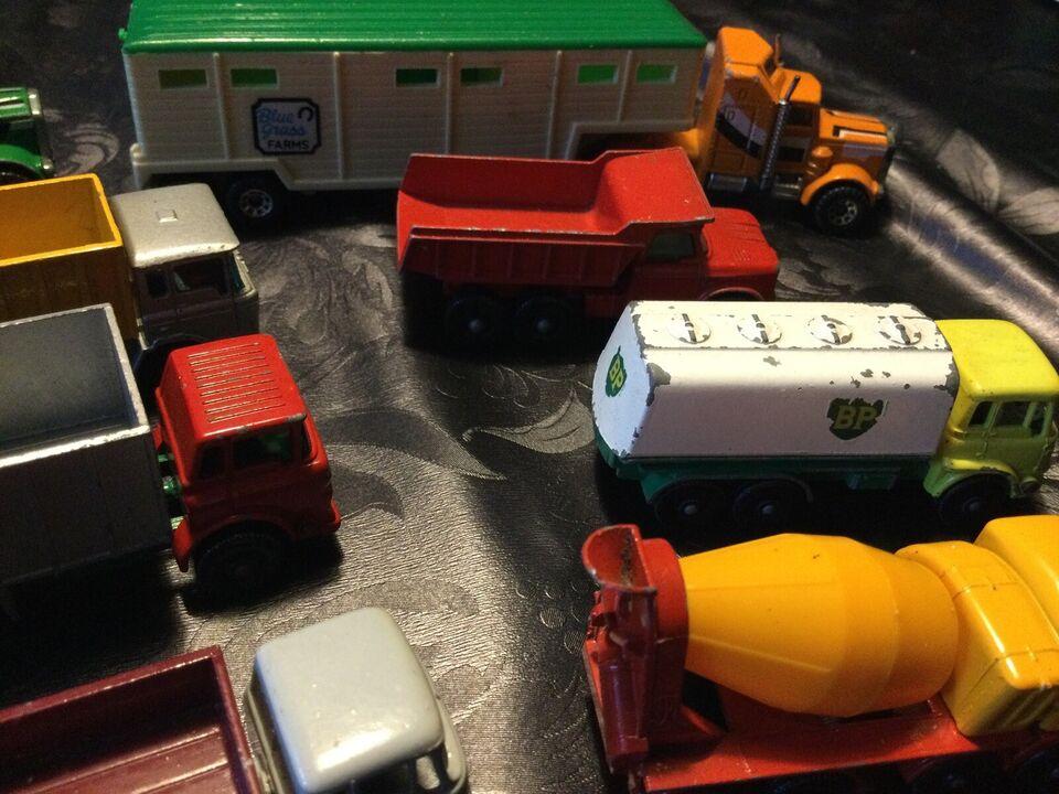 Legetøjsbiler, Matchbox