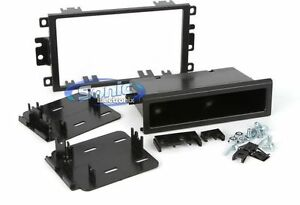 Scosche-GMT2049AB-Single-DIN-Installation-Dash-Kit-for-Select-1992-Up-GM