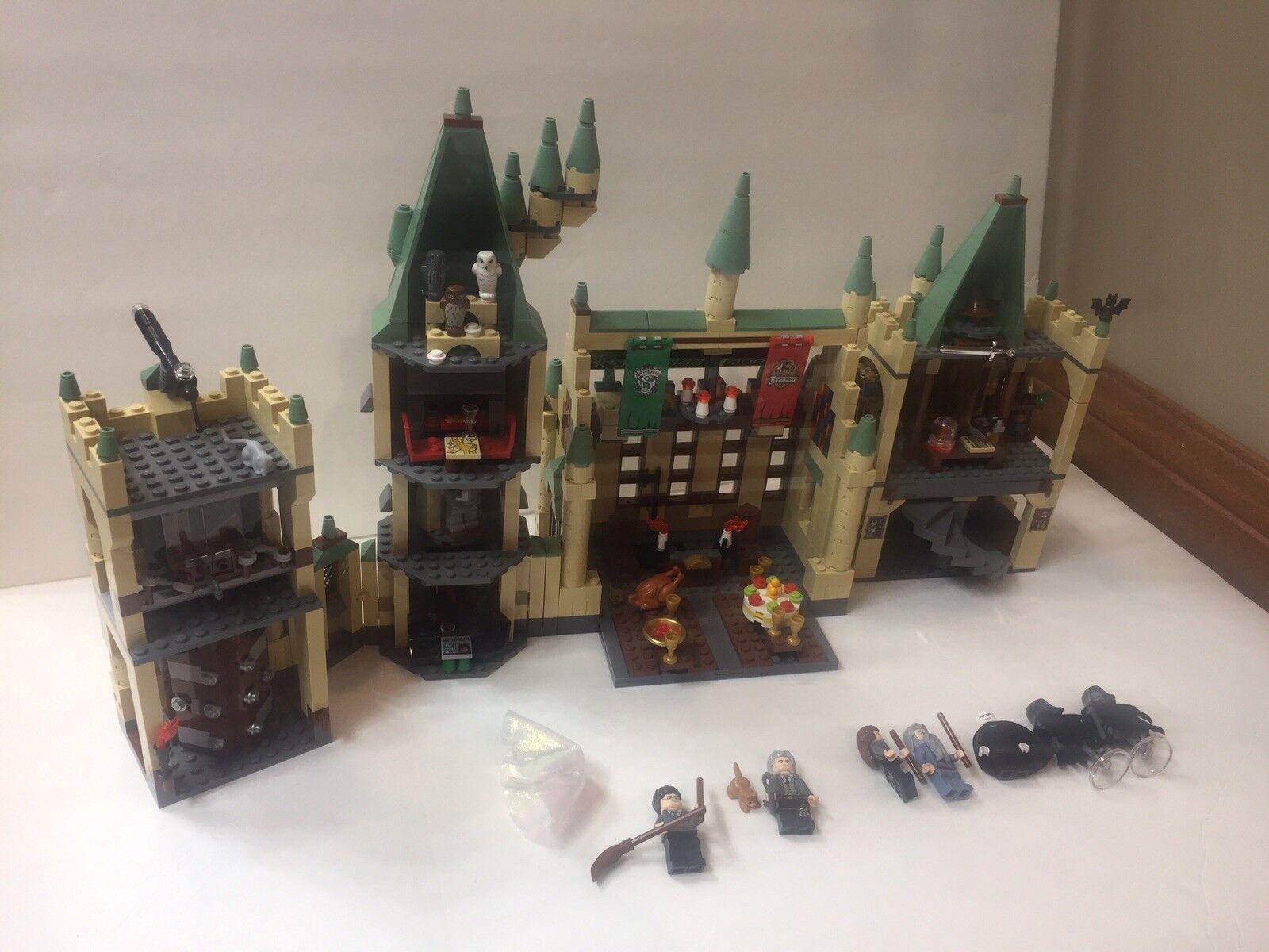 LEGO Harry Potter   Hogwarts Castle (4842) 99% completare  forniamo il meglio