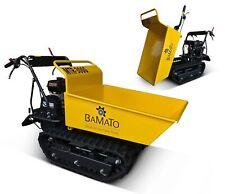 BAMATO Mini Raupendumper MTR-300G Schubkarre Dumper Motorschubkarre