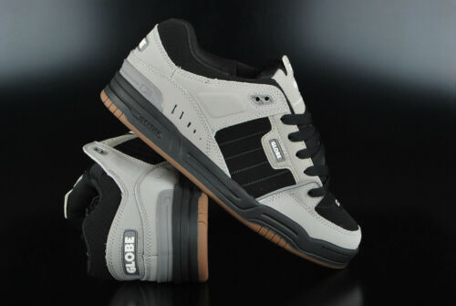 Chaussures Noir de Globe de Drizzle baskets Gris Fusion patineur Chaussures IfB4wBqx