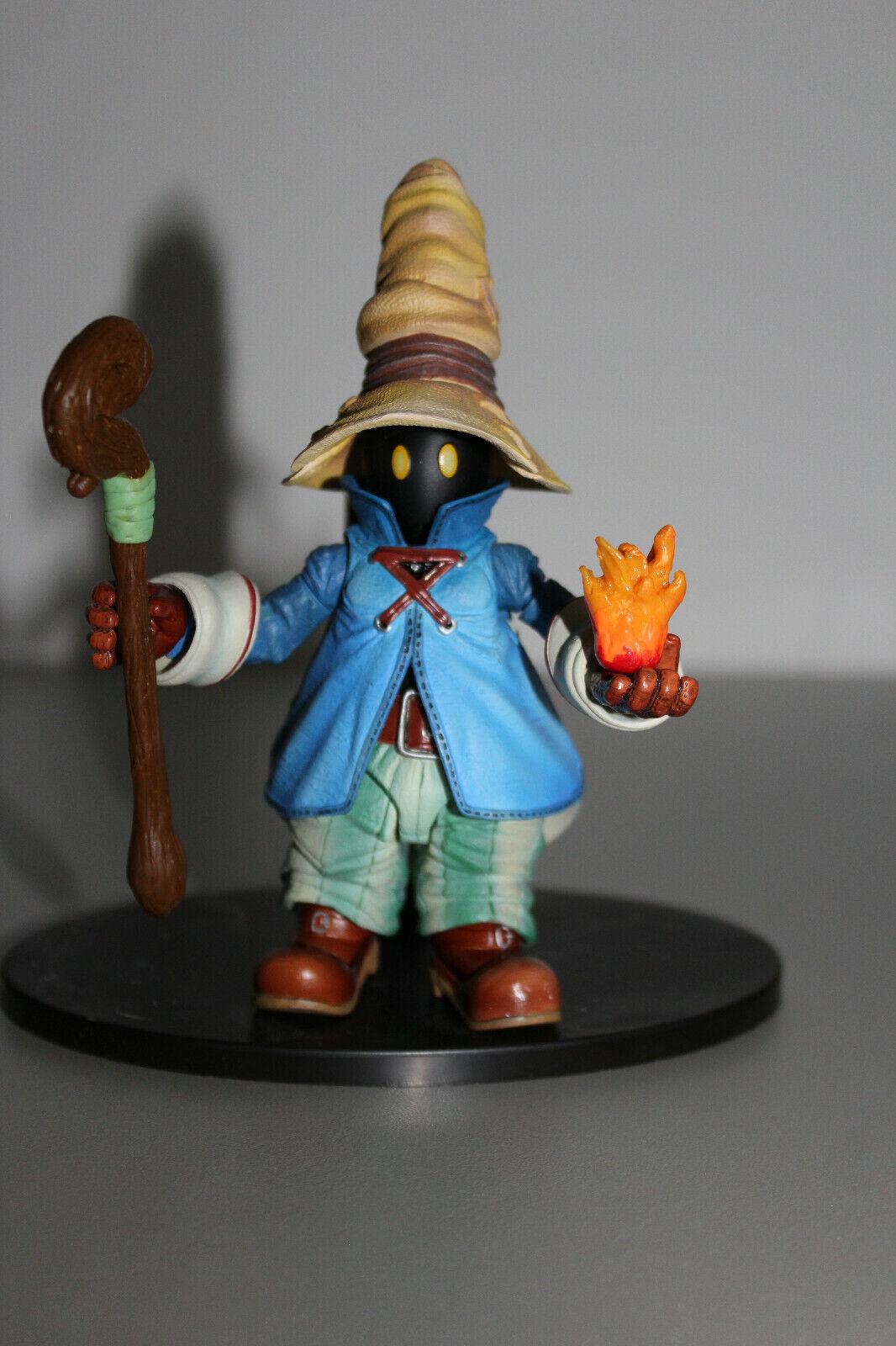 Figurine Final fantasy 9 FF IX Play Arts Kai VIVI Bibi Figure